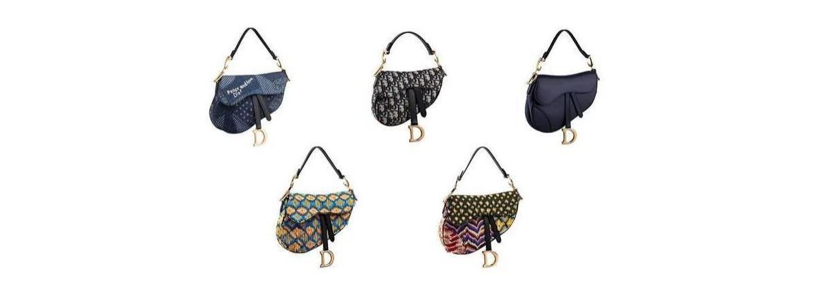 Vuelve el mítico bolso Saddle de Dior