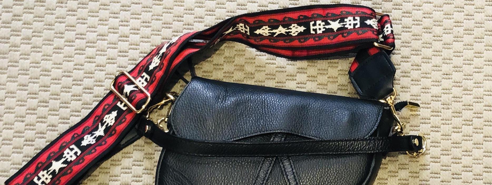 Tendencia de moda: las correas intercambiables para bolsos