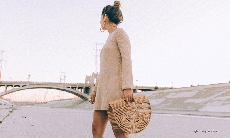 bolsos bambu