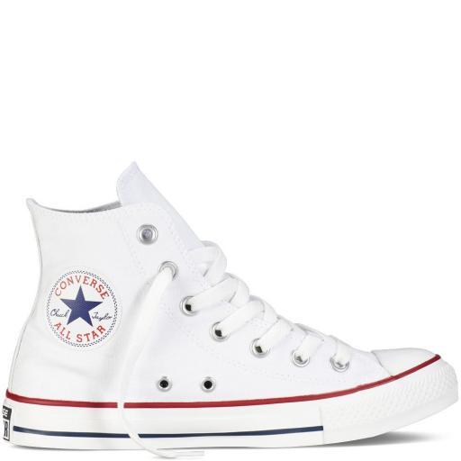 Zapatillas Converse All Star Hi Blancas [1]
