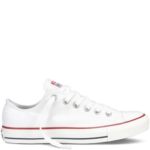 Zapatillas Converse All Star Chuck Taylor blancas [1]