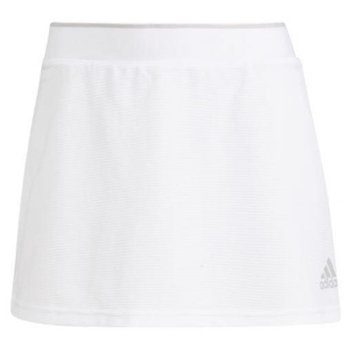 Falda Adidas Club Tennis Skirt Blanca