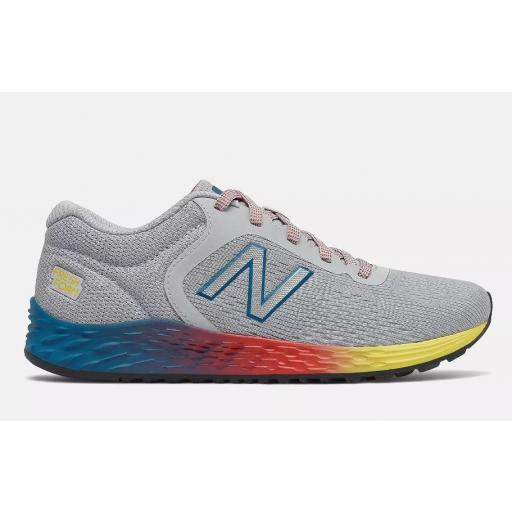 Zapatillas New Balance Fresh Foam Arishi v2 Gris