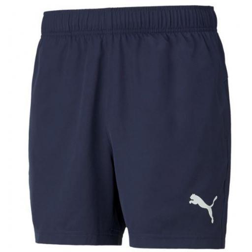 """Puma Pantalón Corto ACTIVE Woven Shorts 5"""" Azul"""