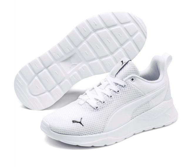 Zapatillas Puma Anzarun Lite JR Blanca