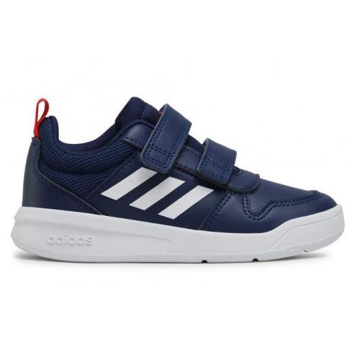 Zapatillas Adidas Tensaur C Velcro  Azul Marino