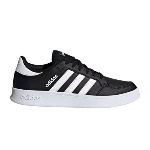 Adidas Zapatillas Breaknet Negra Blanca