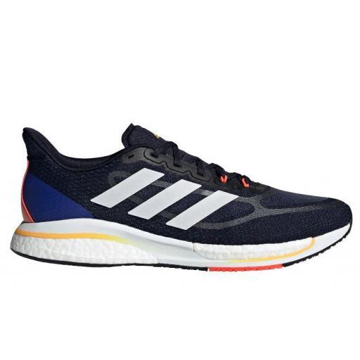Zapatillas Adidas Supernova+ M Azul/Blanco