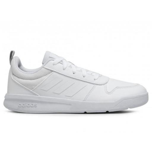 Zapatillas Adidas Tensaur K Blanca Entera