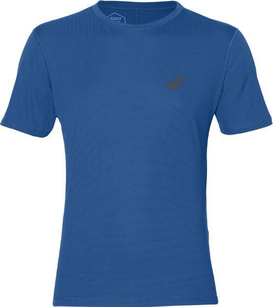 Asics Camiseta Manga Corta Silver SS TOP Azul