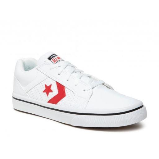 Zapatillas Converse El Distrito 2.0 Hombre Blanca [1]