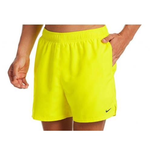 Bañador Nike Swim Essential Volley 5 Short Amarillo