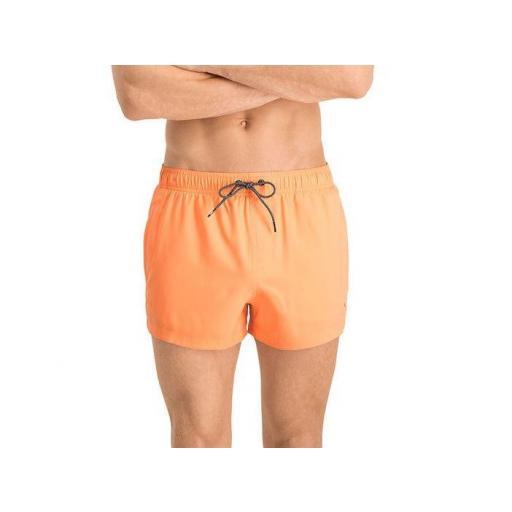 Bañador Puma Swim Short Lenght Naranja [1]