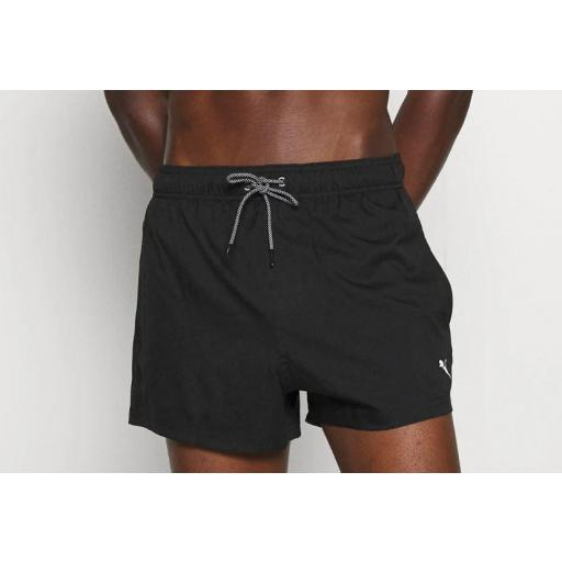 Bañador Puma Swim Short Lenght Negro [2]