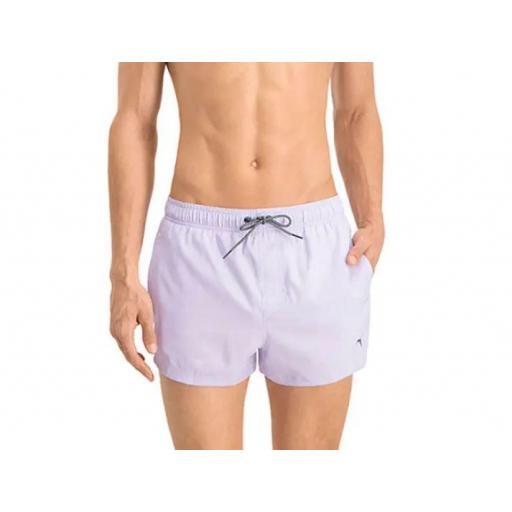 Bañador Puma Swim Short Lenght Morado [1]