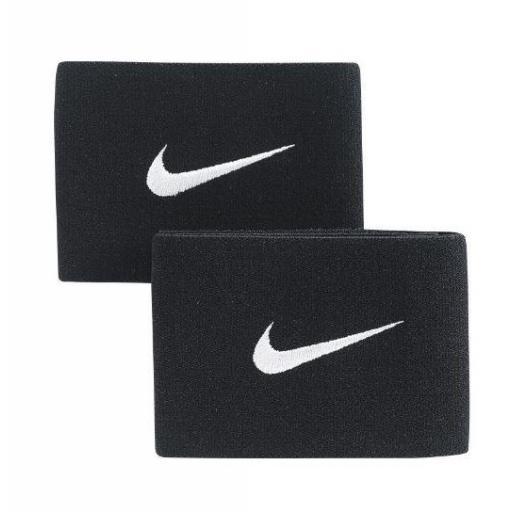 Nike Banda Sujeta Espinilleras Guard Stay II Negro