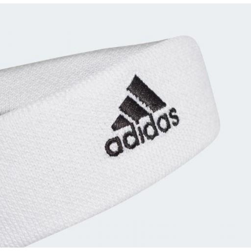 Cinta Pelo Adidas Tennis Headband Blanca [2]
