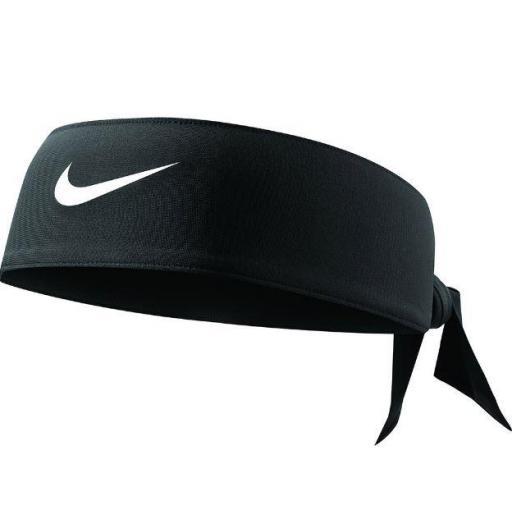 Bandana Nike Dri-FIT Head Tie 3.0 Negro