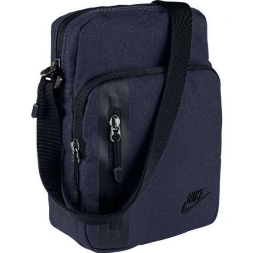 Bandolera Nike Tech Small Items Bolso Azul Marino