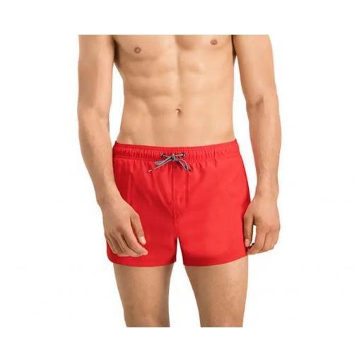 Bañador Puma Swim Short Lenght Rojo [1]