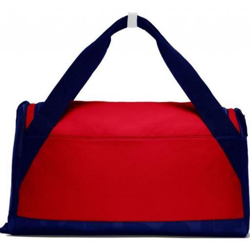 Bolsa Deporte Nike Brasilia S Training Duffel Bag Rojo Azul [3]