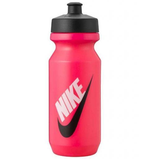 Botella Nike Big Mouth Bidon 2.0 650 ML Rosa/Negro