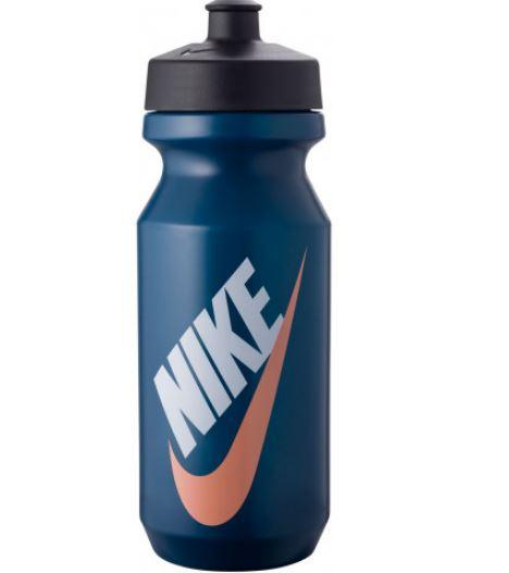 Botella Nike Big Mouth Bidon 2.0 650 ML Azul