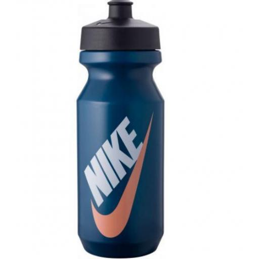 Botella Nike Big Mouth Bidon 2.0 650 ML Azul [0]