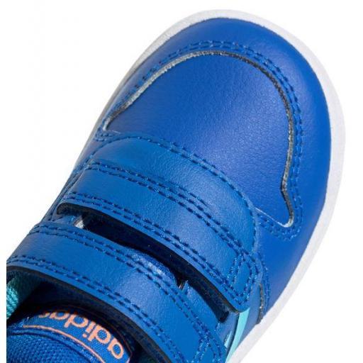 Zapatillas Adidas Tensaur I Velcro Niños Azul/Celeste [1]