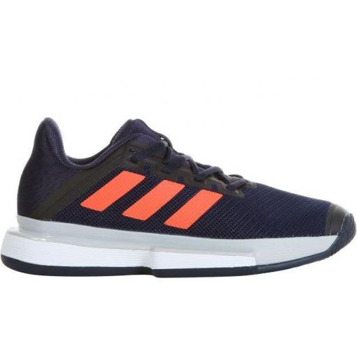 Zapatillas Adidas SoleMatch Bounce Clay Court Mujer [0]