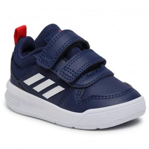 Zapatillas Adidas Tensaur I Velcro Niño Pequeño Azul Marino [2]