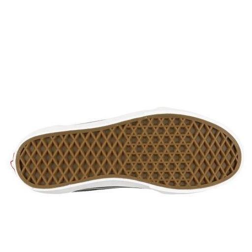Zapatos Vans YT Ward Niños Negro/Blanco [3]