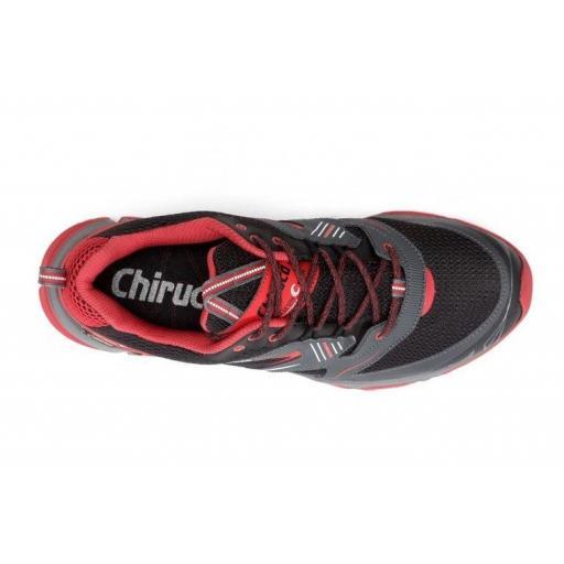 Zapatillas Chiruca MAUI 09 Gore Tex Negro/Rojo [2]