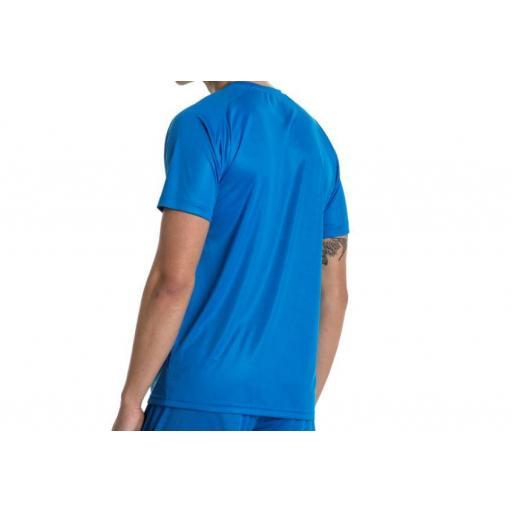 Puma Camiseta LIGA Jersey Core Azul Eléctrico [2]