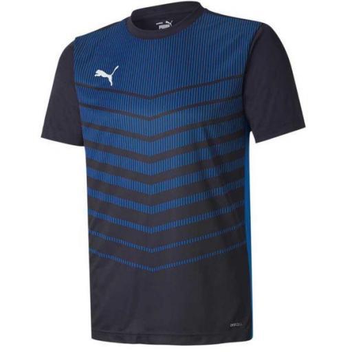 Camiseta Puma FtblPlay Graphic Shirt Azul/Marino