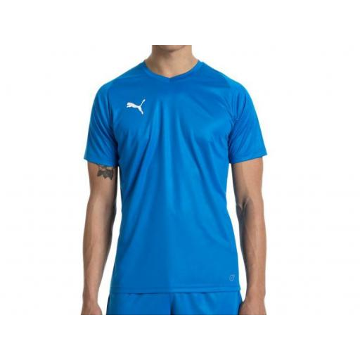 Puma Camiseta LIGA Jersey Core Azul Eléctrico [1]