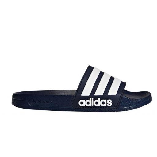 Chanclas Adidas Adilette Shower Azul Marino/Blanco [2]