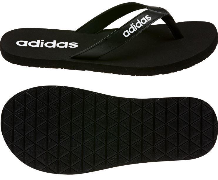 Chanclas Adidas Eezay Flip Flop Negro/Blanco