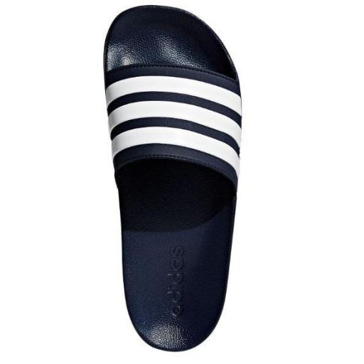 Chanclas Adidas Adilette Shower Azul Marino/Blanco [1]
