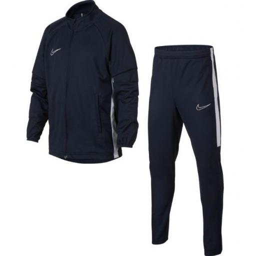Chándal Nike Dri-FIT Academy Tracksuit Niño Azul Marino