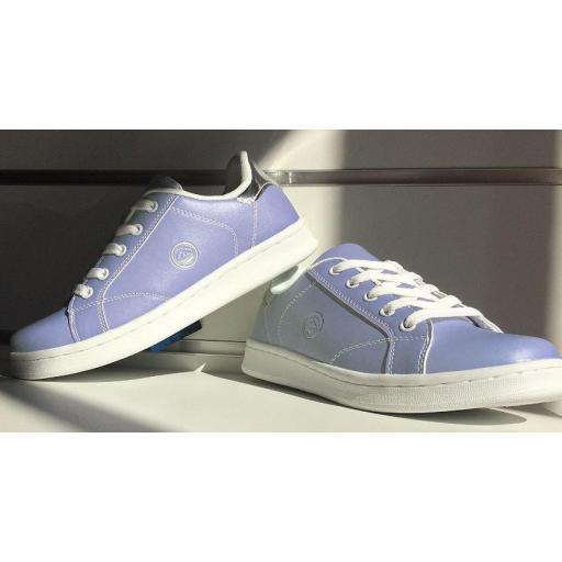 Zapatillas J'hayber Chinita Gold Cambia Color Azul [1]