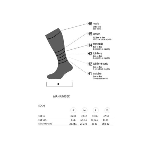 Calcetines Lurbel Competición H3 Run [1]