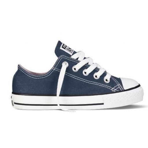 Zapatillas Converse All Star Niños azul