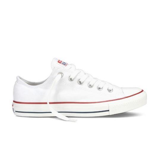 Zapatillas Converse All Star Chuck Taylor blancas