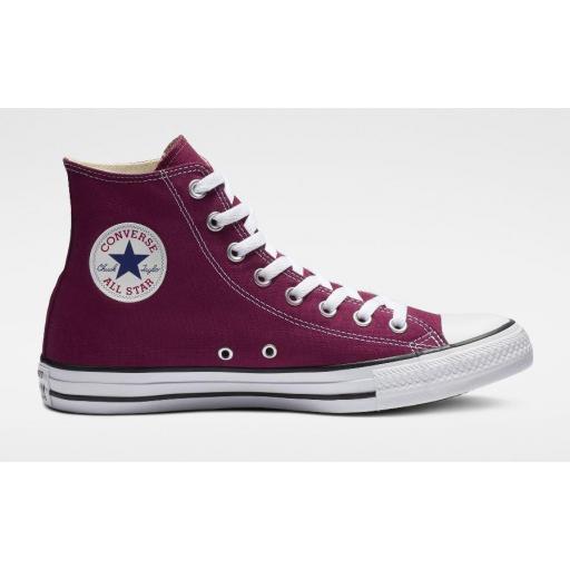 Zapatillas Converse Chuck Taylor All Star HI Bota Granate [0]