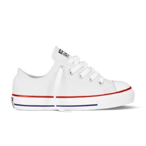 Zapatillas All Star Converse Blancas Niños [0]