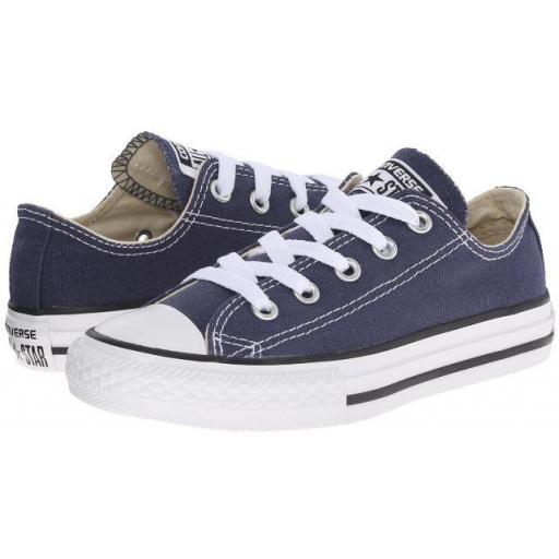Zapatillas Converse All Star Niños azul [2]