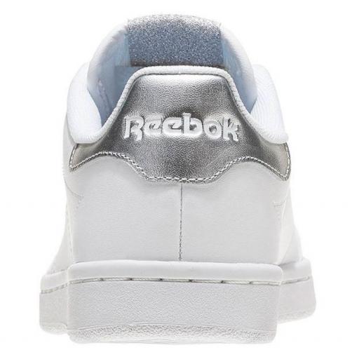 Zapatillas Reebok Royal Smash Mujer Blanco/Plateado [3]