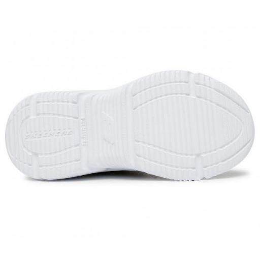 Zapatillas Skechers Go Run 650 Velcro Negro/Rosa/Azul [3]