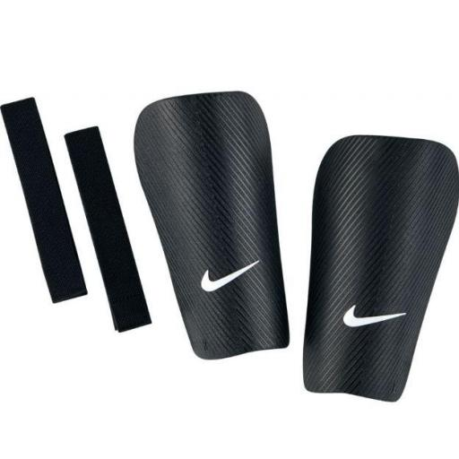 Espinilleras Fútbol Nike J Guard Ce Negra